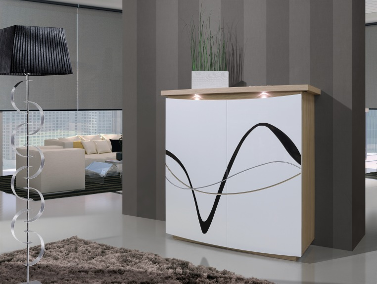 Metropolis me431 gual furniture design for 2 chambres en enfilade